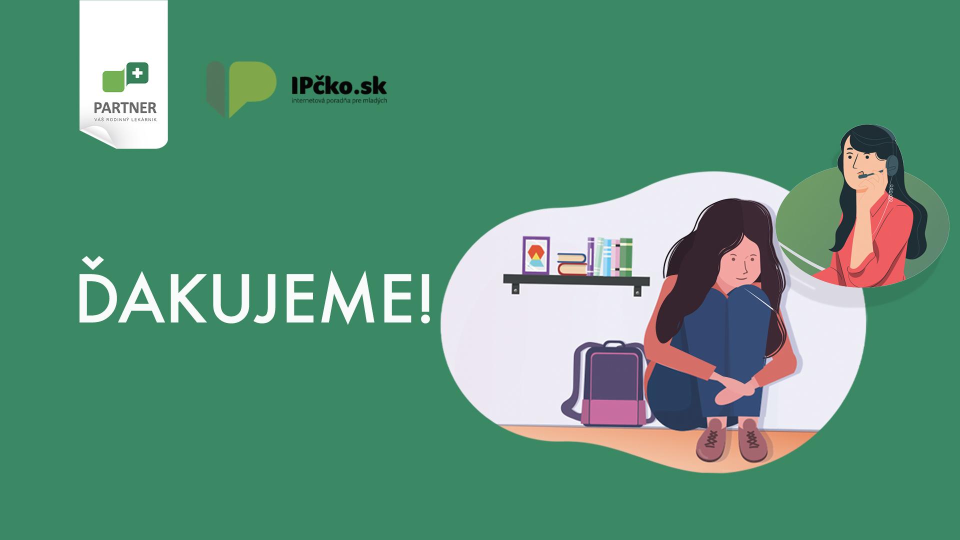 Viac ako 11-tisíc € pomôže mladým v núdzi vďaka spolupráci s IPčkom.