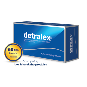 DETRALEX* 500mg 60 tabliet
