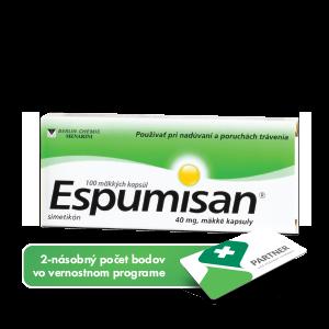 Espumisan 40 mg 100 kapsúl