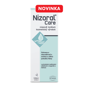 Nizoral® Care vlasové tonikum 100 ml
