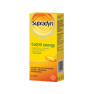 SUPRADYN CoQ10 energy 60 tabliet