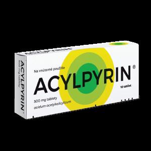 ACYLPYRIN® 500 mg 10 tabliet