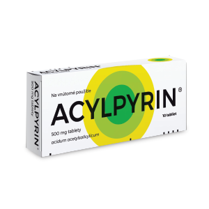 ACYLPYRIN® 500 mg 10 tabliet