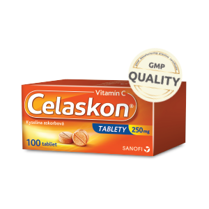 CELASKON® 250 mg 100 tabliet