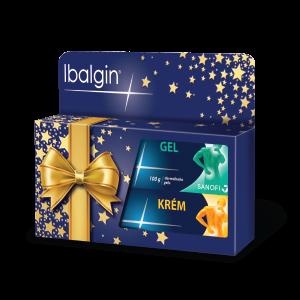 Ibalgin® krém* & Ibalgin® gél* 100g