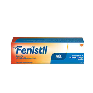 Fenistil 1 mg/g gél 30 g