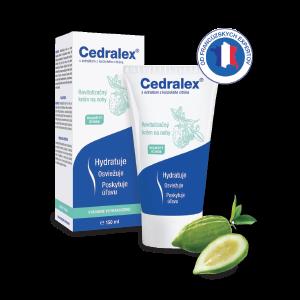 Cedralex revitalizačný krém na nohy, 150 ml