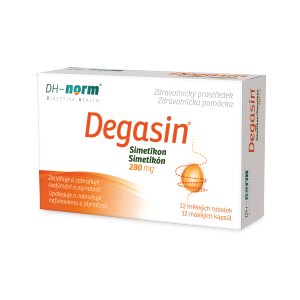 Degasin 280 mg 32 kapsúl