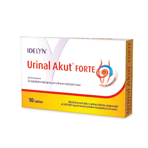 Urinal Akut Forte 10 tabliet