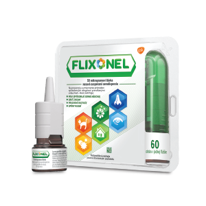 FLIXONEL 50 μg/dávka nosová suspenzná aerodisperzia 60 vstrekov