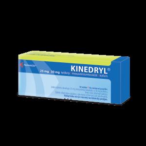 KINEDRYL® 10 tabliet