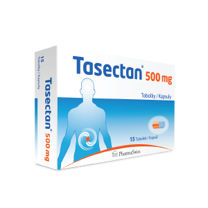 Tasectan 500 mg 15 kapsúl