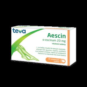 Aescin, 20mg 30 tabliet