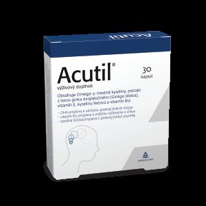 Acutil® 30 kapsúl