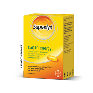 SUPRADYN® CoQ10 energy 30 tabliet