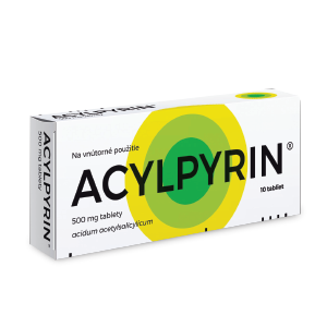 ACYLPYRIN® 500 mg* 10 tabliet