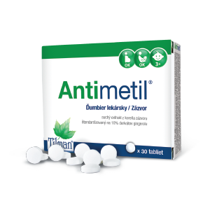 Antimetil® 30 tabliet