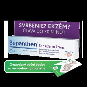 Bepanthen® Sensiderm krém 20g