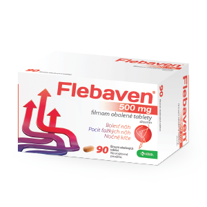 Flebaven* 500 mg 90 tabliet