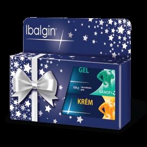 Ibalgin®* Krém a Gél, 100g
