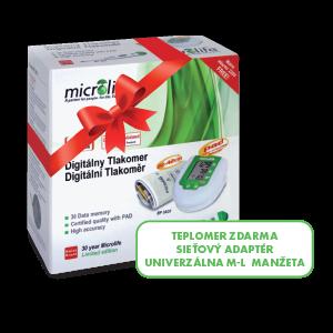 Tlakomer Microlife BP 3AG1 New s adap. + MT3001