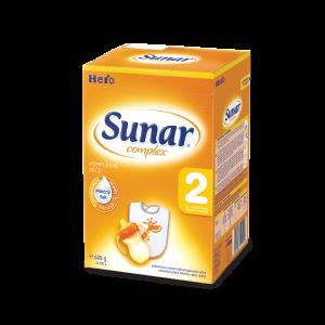 Sunar complex s mliečnym tukom 2, 3, 4 a 5, 600g