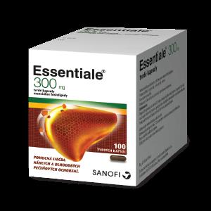 Essentiale* 300 mg 100 kapsúl