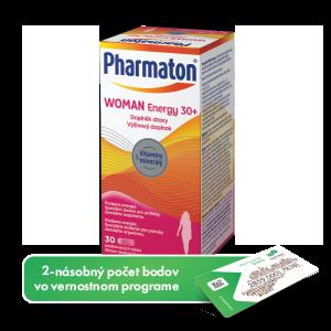PHARMATON® WOMAN ENERGY 30+