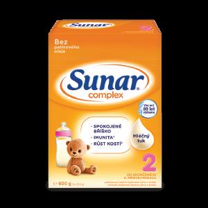 Sunar® Complex 2, 3, 4 a 5 600g