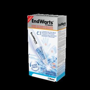 EndWarts Freeze plyn na odstránenie bradavíc 7,5 g