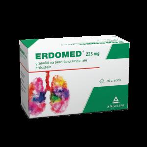 ERDOMED® 225mg 20 vreciek