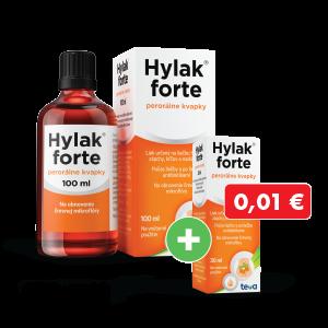 Hylak forte 100ml + 30ml za 0,01€