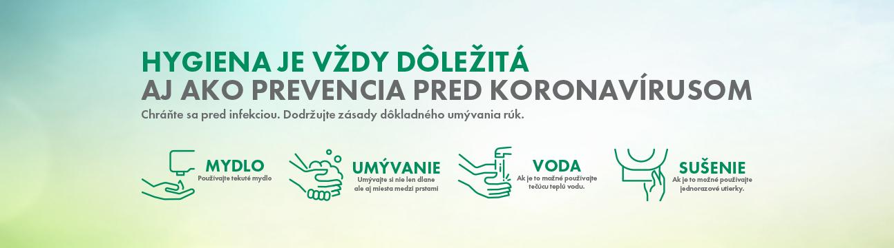 Korona banner