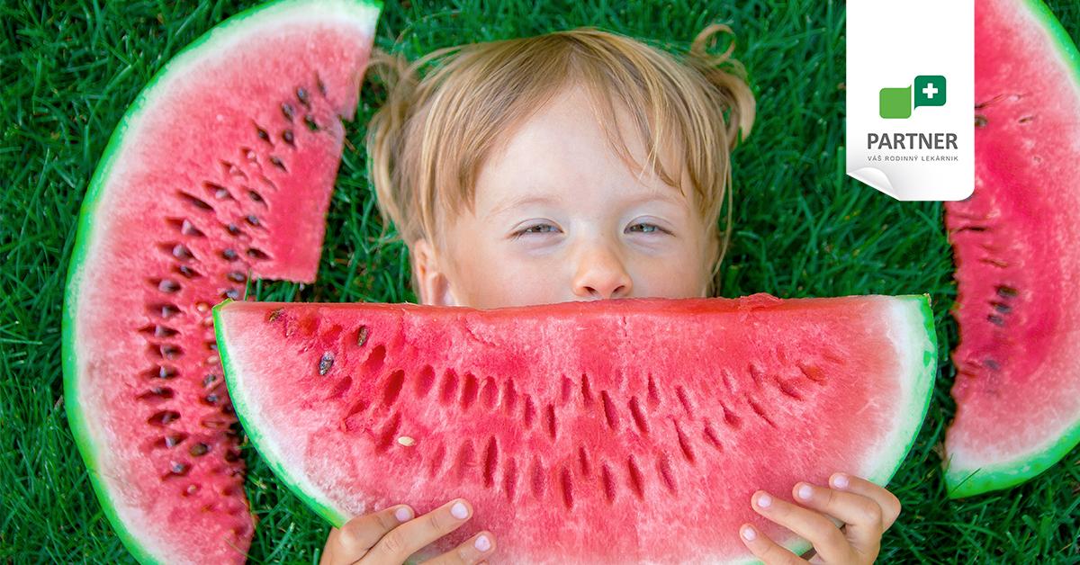 Pozrite sa, čo jesť v lete pre vaše zdravie