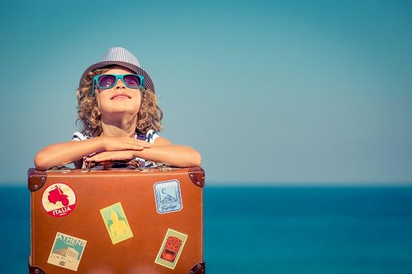 Cestovanie s deťmi - na čo nezabudnúť a čo treba pribaliť do lekárničky