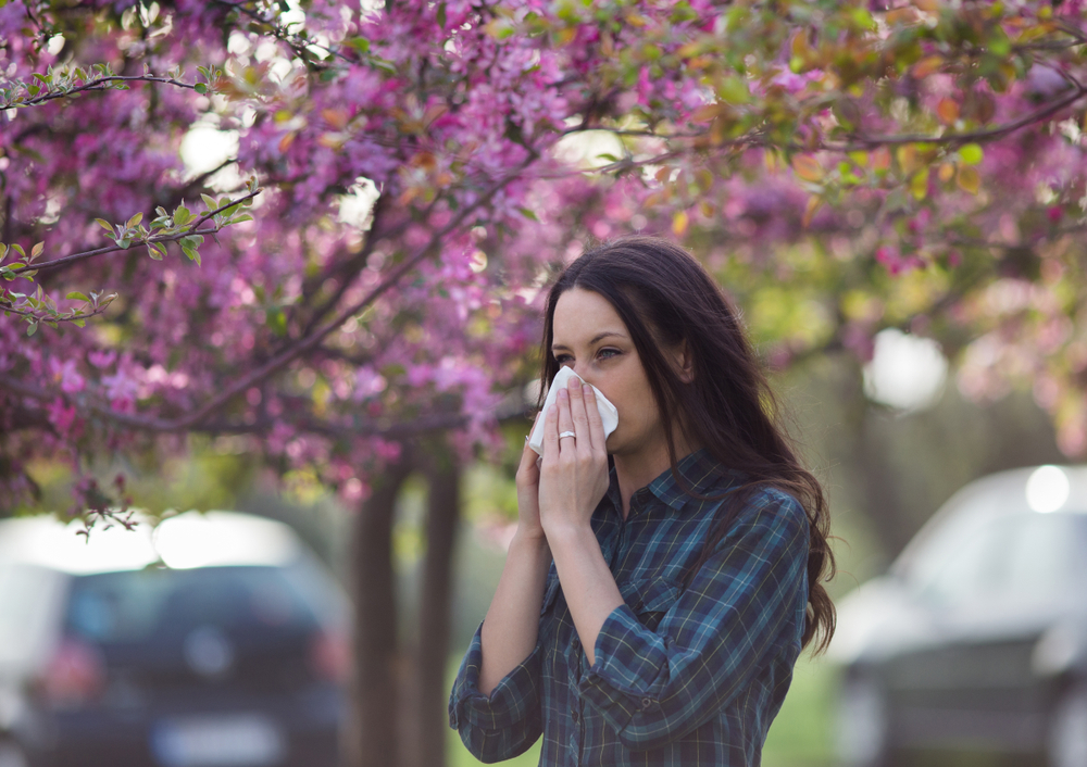Blíži sa jar a s ňou alergie