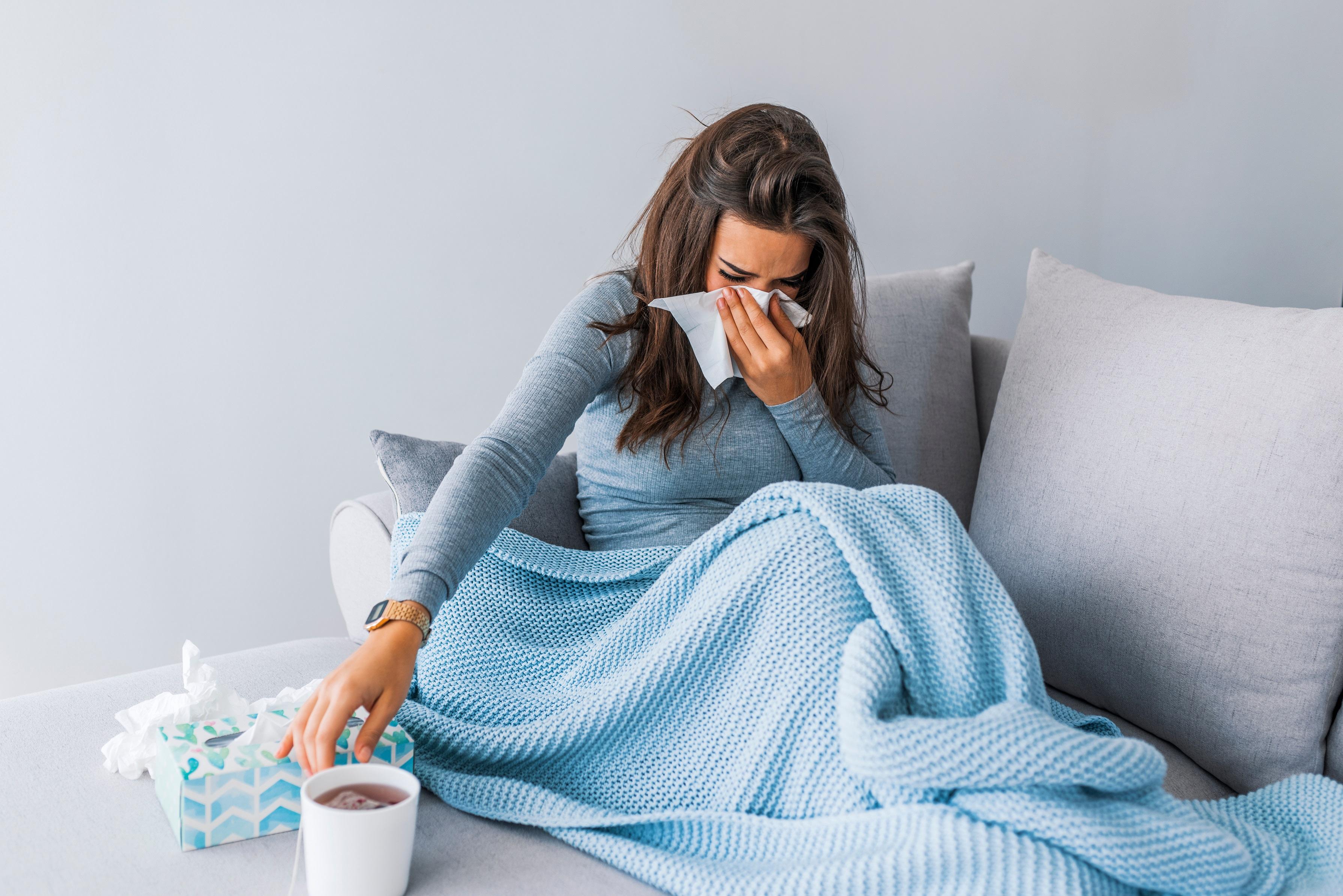 Aby Vás chrípkové obdobie neprekvapilo
