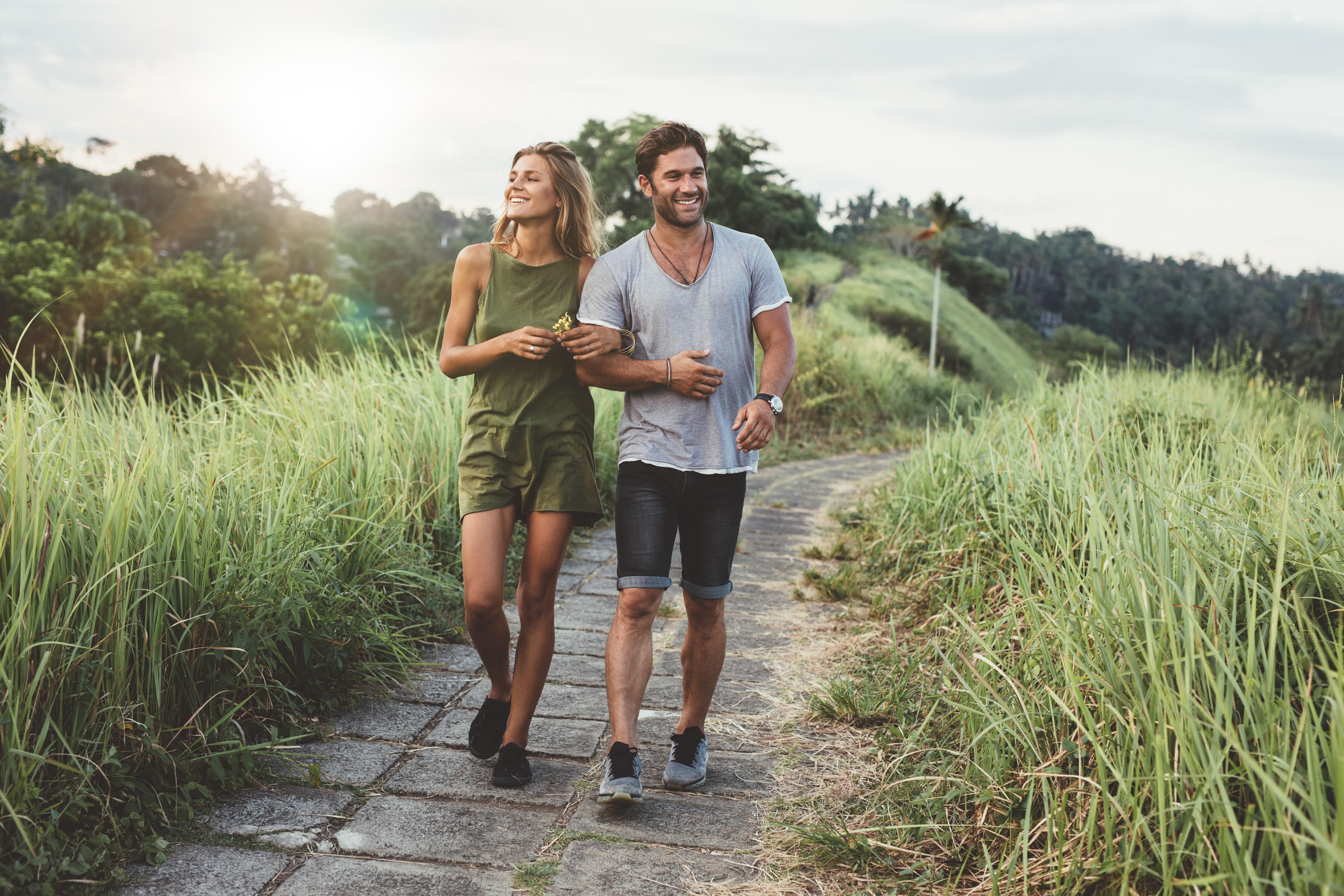 10 výhod chôdze pre Vaše zdravie